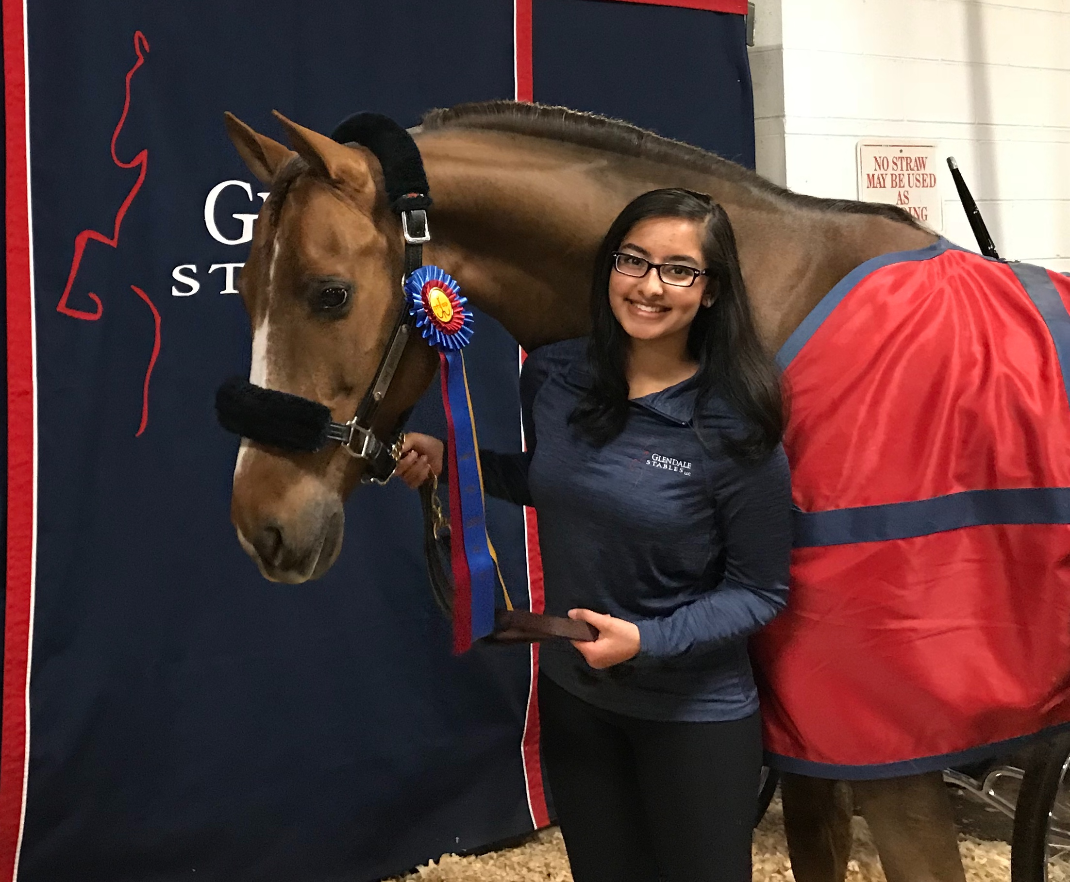 MHSA FEATURED RIDER – NOOR JERATH (SHP)