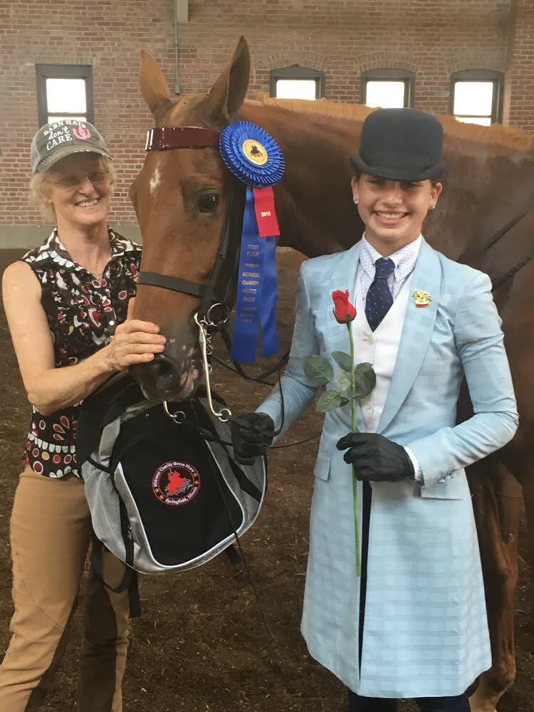 MHSA Featured Rider – Grace Parsons